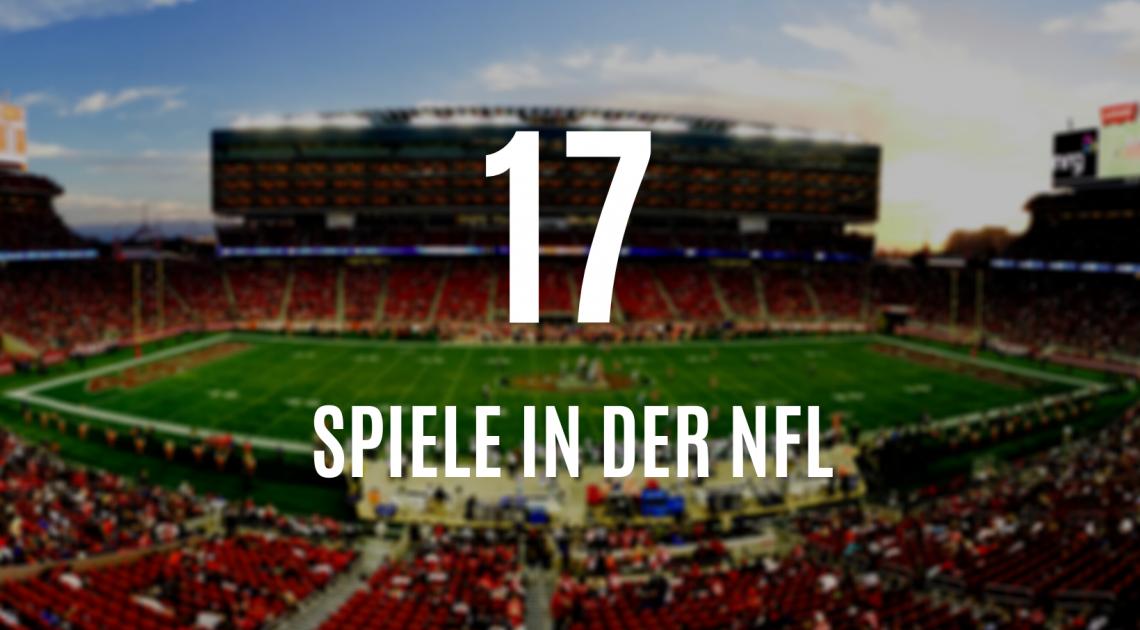17. Spiel NFL