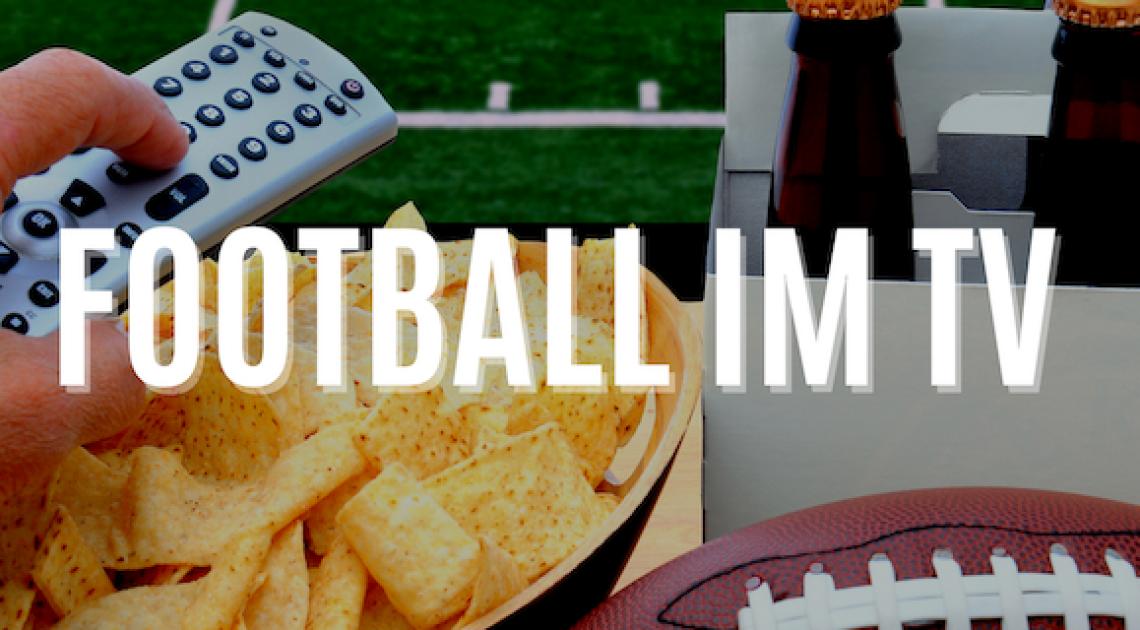 Football im TV