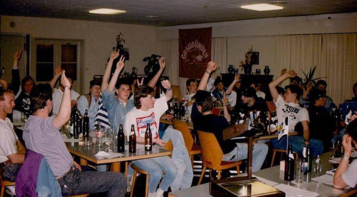 Gründungsversammlung 1991