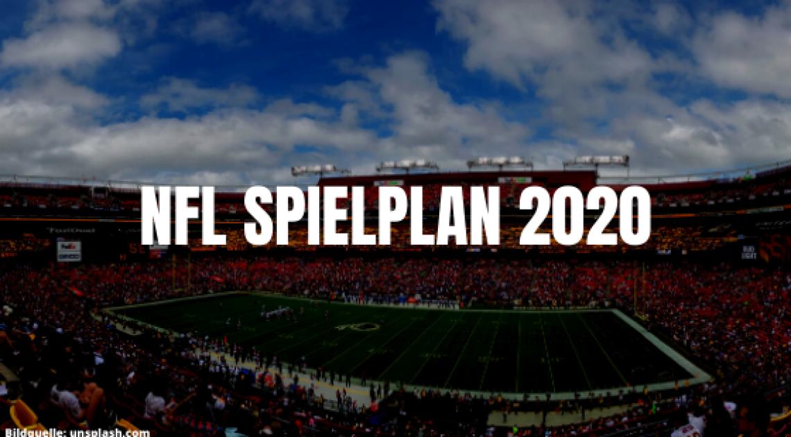 NFL SPIELPLAN 2020